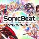 ワンダープラネット、『クラッシュフィーバー』の楽曲で遊べるリズムゲーム『Sonic Beat feat. クラッシュフィーバー』を配信開始!