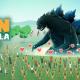 東宝、ゆるくてシュールなゴジラ放置育成ゲーム『ラン ゴジラ/RUN GODZILLA』を6月3日より国内リリース決定! 最新PVも公開!