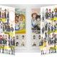 スクエニ、『スクールガールストライカーズ』の3周年を記念したオリジナル フレーム切手セットを販売開始!