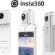 iPhoneでVR動画を撮影 アスクが360度ビデオカメラ「Insta360 Nano」の取扱いを開始…価格は2万円台前半の見込み