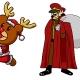 サイバーエージェント、『イグドラシル戦記 ~世界樹の騎士団~』で「秘密結社 鷹の爪」とのクリスマスコラボを実施中!