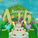 アソビモ、『ぷちっとくろにくる』でサービス開始4周年記念イベント「よんしゅうねんっ!」を開始