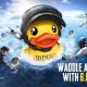 『PUBG MOBILE』で香港発の人気キャラクター「B.Duck」とのコラボが開始!