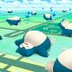 Nianticとポケモン、『ポケモンGO』でぐっすり眠っている「カビゴン」が発生中!!