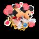 スクエニ、『キングダム ハーツ アンチェインド キー』で期間限定のイベント「ハッピーバレンタイン」を開催 新ワールド「ビーストキャッスル」も追加