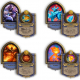 Blizzard Entertainment、『ハースストーン』で、期間限定イベント「魔法学院スクロマンス仮面舞踏会」を発表!