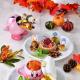 「カービィカフェ」に秋の味覚を楽しめる期間限定メニューが新登場! いも・くり・かぼちゃをたっぷりと使用