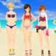 スクエニ、『スクールガールストライカーズ2』のTVCMがTOKYO MXで放映開始! 新作水着を着た女の子たちが夏を盛り上げる