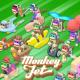 GameAttack、ハイスピードアクションゲーム『Monkey Jet』をAppStoreにてリリース 簡単操作でサルを操り障害物を回避しよう