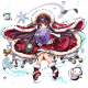 Aiming、『ひめがみ絵巻』でクリスマス限定「聖夜姫神」が登場 新イベントやキャンペーンも開催