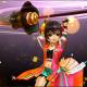 カプコン、『戦国BASARA バトルパーティー』新武将「小松姫」の続報を公開! 茜屋日海夏さんのビデオインタビューも