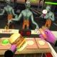 BitSummitで高評価の『Dead Hungry』がOculus Connect 3に満を持して登場! ゾンビに美味なバーガーを与えて人間の心を取り戻させよう