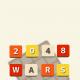 mashloop、オンライン対戦パズルゲームアプリ『2048WARS』を世界各国で配信開始 世界中のプレイヤーとの対戦も可能!
