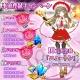 Xio、『魔法陣少女 ノブナガサーガ』事前登録5万人突破 内田真礼さんがナレーションを担当するゲーム紹介PVも公開