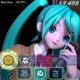 セガネットワークス、iOS向けリズムアクションゲーム『ミクフリック/02』にProject miraiの楽曲の中から3曲が追加