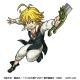 ミクシィ、『モンスターストライク』が人気TVアニメ「七つの大罪 聖戦の予兆」とコラボ! 登場キャラクター「メリオダス」を先行公開