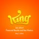 King、第1四半期の最終利益はQonQで20%減の129億円…『Farm Heroes Saga』が健闘するも『Candy Crush Saga』が失速