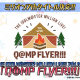 バンナム、「THE IDOLM@STER MILLION LIVE! 7thLIVE」のタイトルを「Q@MP FLYER!!!」に決定 アソビストア先行が明日より開始