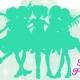 ブシロードとCraft Egg、『バンドリ! ガールズバンドパーティ!』「Pastel*Palettes」と「Roselia」の新衣装のシルエットを公開! 1月13日に明らかに