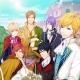 エプコットとDropWave、女性向け恋愛ゲーム『6人の王子と魔法のスイーツ』をMobageでサービス開始