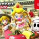 任天堂、『マリオカート ツアー』で「バレンタインツアー」が開幕! ツアーギフトの目玉は「ベビィピーチ」 ルビー5個のプレゼントも実施