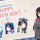 エイチームとブシロード、TBS、『スタリラ』で「神楽ひかり」誕生日キャンペーン…舞台少女がお祝いしに集まる誕生日ケーキも登場