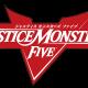 スクエニ、『ジャスティス モンスターズ ファイブ』で新たに「進化」「制限時間」「ランキング」を実装するアップデートを実施
