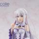 KADOKAWA、フィギュアブランド「KDcolle」を設立! 第1弾『Re:ゼロから始める異世界生活』エミリア お茶会Ver.の予約受付を開始