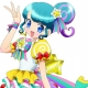 アニメ『プリパラ』新シーズンに登場する「ぴのん」が公開に 「ぴのん星のお姫様」を自称するポップ系アイドル