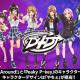 ブシロード、「D4DJ」に登場するDJユニット「Happy Around!」と「Peaky P-key」の8人のカラーイラストを公開!
