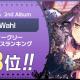 ブシロードとCraft Egg、Roselia 2nd Album「Wahl」がオリコン週間ランキング3位獲得を記念して『ガルパ』で「スター×100」をプレゼント