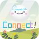 ナノコネクト、創造シェア・パズルゲームアプリ『Connect!』を配信開始 遊んでいるつもりが脳トレになる!