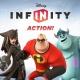 バンダイナムコゲームス、iOS『ディズニーインフィニティ Action!』の提供開始…ディズニー/ピクサーキャラとのムービー作成が楽しめる
