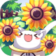 テラシュールウェア、『ねこばち!~ねこばちに花を咲かせよう~』iOS版を配信開始