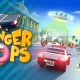CAモバイル、エストニアCreative Mobileのカジュアルレーシングゲーム『ハンガー・コップス』をauスマートパスでリリース