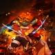 ufotable制作の『刀剣乱舞 -ONLINE-』テレビアニメ化作品正式タイトル『活撃 刀剣乱舞』と発表 キービジュアルと第2弾PVも公開 2017年7月放送