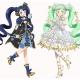 『アイドルタイムプリパラ』の新キャラ「ファララ」と「ガァララ」が解禁 「アイドルタイムハープ」の10月発売が決定!