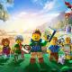 テンセント、レゴグループとのパートナーシップを強化 子供向けにデジタル分野の保護やリテラシー向上で協力