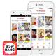 Amazia、フリーミアム型マンガアプリ「マンガBANG!」の累計DL数が2000万件を突破