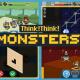 知育アプリの花まるラボ、初のゲームタイトル『Think!Think! Monsters』を配信開始! 思考力を鍛える新感覚RPG