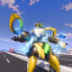 NetEase Games、『機動都市X』で雷電を制御する新メカ「エレキファントム」登場!