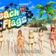 パスカル、スマホ向けのビーチスポーツゲームアプリ『ビーチフラッグス』のAndroid版を配信開始