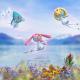Nianticとポケモン、『ポケモンGO』で25日より「湖の神話イベント」を開催! 「アグノム」「ユクシー」「エムリット」が伝説レイドバトルに登場