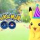 Nianticとポケモン『Pokémon GO』に、とんがり帽子をかぶったピカチュウが期間限定で登場…初代ポケモンの発売日を記念して