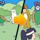 トリノ、カジュアルゲーム『こんな桃太郎はイヤだ』をリリース 「桃太郎」の物語を描き換えていく放置ゲーム