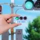 タカラトミーアーツ、カプセル玩具 『日本信号 ミニチュア灯器コレクション』を3月下旬より発売…信号機のミニチュアフィギュアキーホルダー