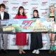サミーネットワークス、新作リズムゲーム『ナナリズムダッシュ』の発表会を開催! 田丸篤志さん、五十嵐裕美さん、加隈亜衣さんが出演!