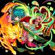 ミクシィXFLAGスタジオ、『モンスターストライク』で「赤ずきん ノンノ」の「おとぎの魔法少女 赤ずきんノンノ」への獣神化を5月16日に解禁!