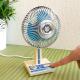 タカラトミーアーツ、ミニチュア扇風機『昭和扇風機』を6月27日より発売…レトロなデザインや機能を再現!
