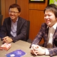 【インタビュー】コロプラ『クイズRPG 魔法使いと黒猫のウィズ』×江崎グリコとのコラボ企画が実施! 見事に合致した隙のないO2Oの取り組みを両社に直撃